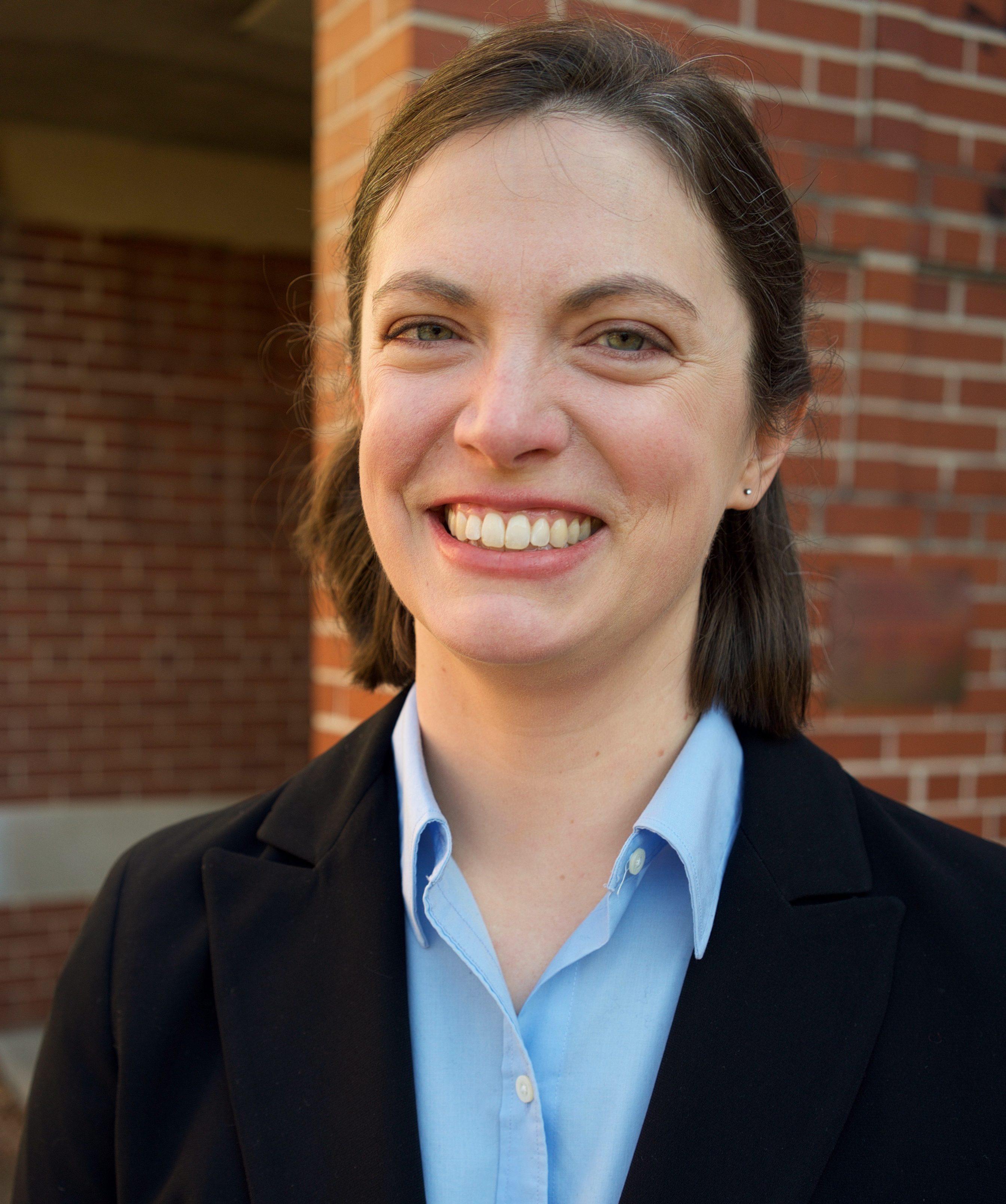 Johanna Bachman: Office Manager